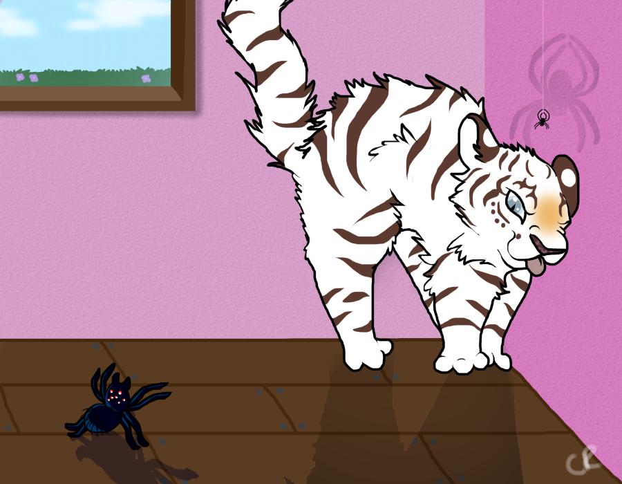 Big Scary Tiger