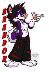 Brandon by Nanook123