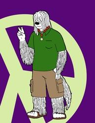 Commission: A dreadful dog