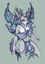 Prince Ayselph - Cell Shaded Color