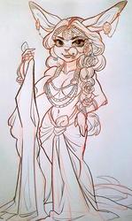 Elisa Fertility Priestess