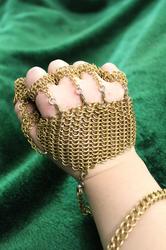 Chainmaille Kara Kesh (Goa'uld Hand Device) 3