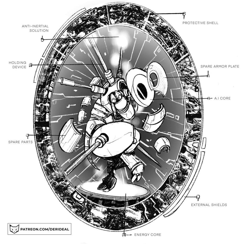 Cudacter capsule