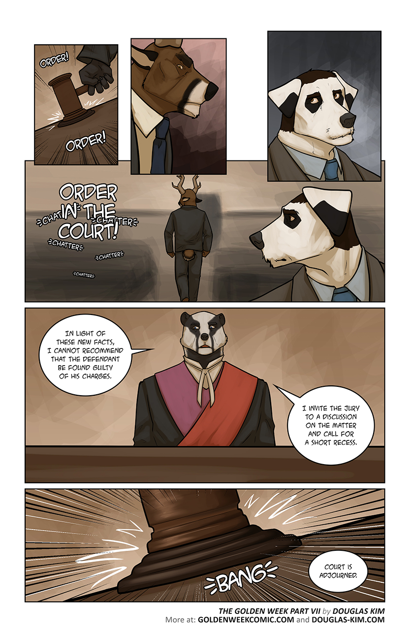 Most recent image: The Golden Week - Page 249