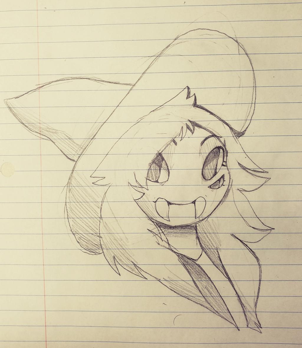 [P] Spider Sketch