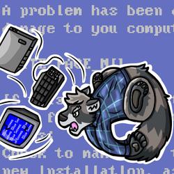 Computer Yeet