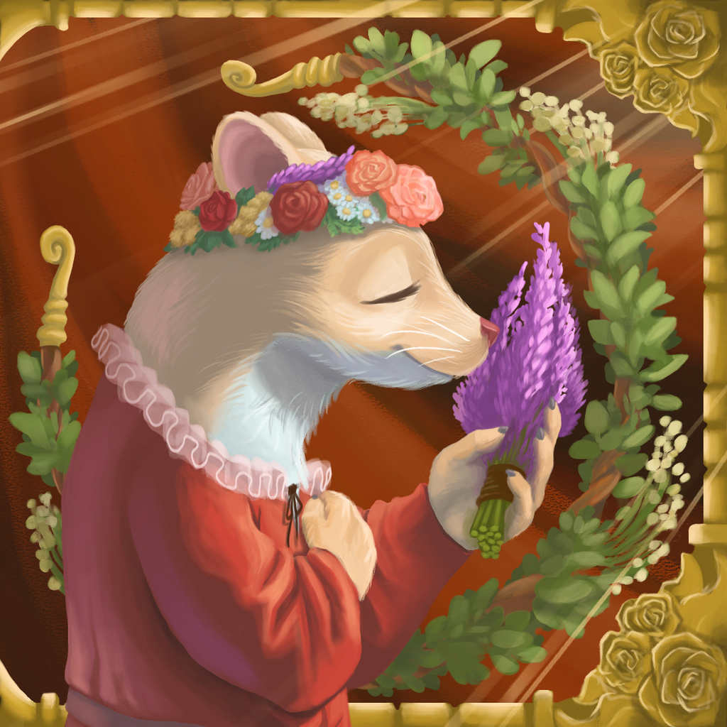 Most recent image: Redwall Contest Entry