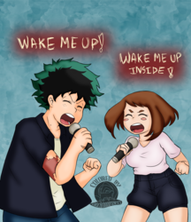 My hero karaoke
