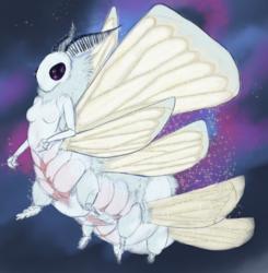 Moth Goddess