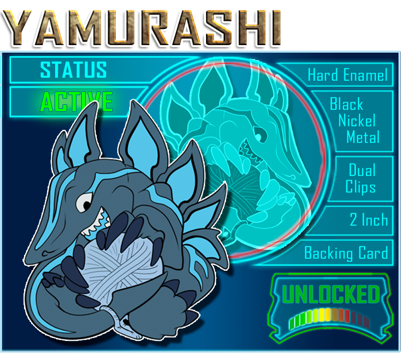 Yamurashi is unlocked!