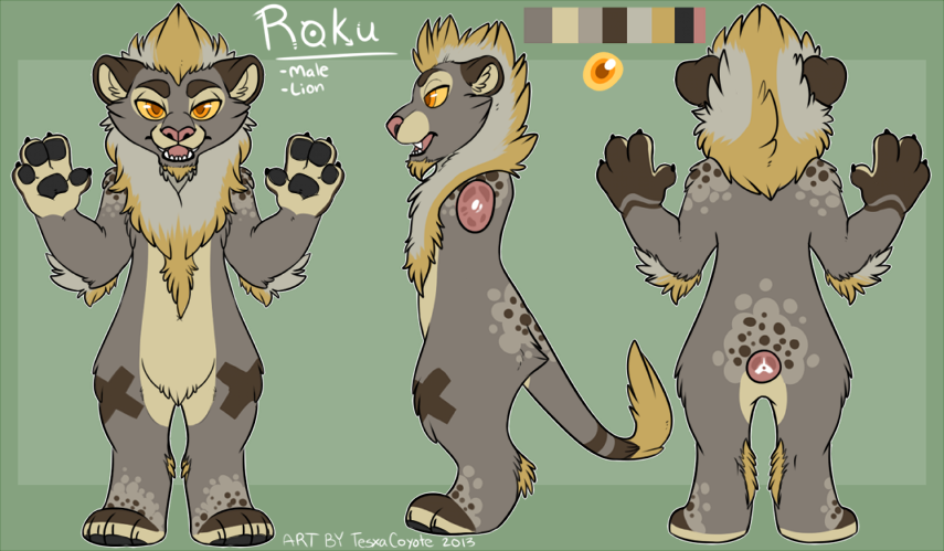 Most recent image: Roku AF Reference Sheet by Tesxa/Coyote