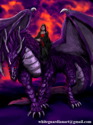 The Witch and Dragon