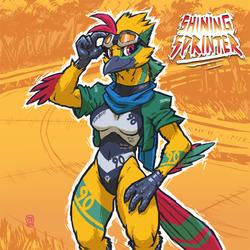 Shining Sprinter