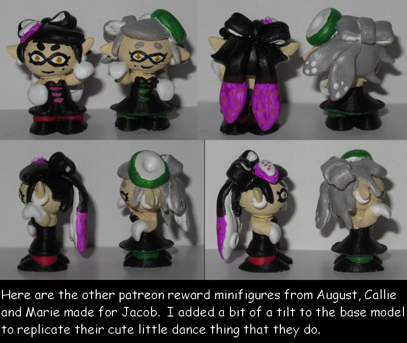 Callie and Marie minis for Jacob