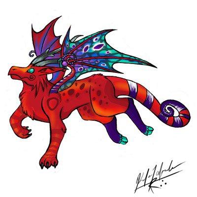 Frey Dragon