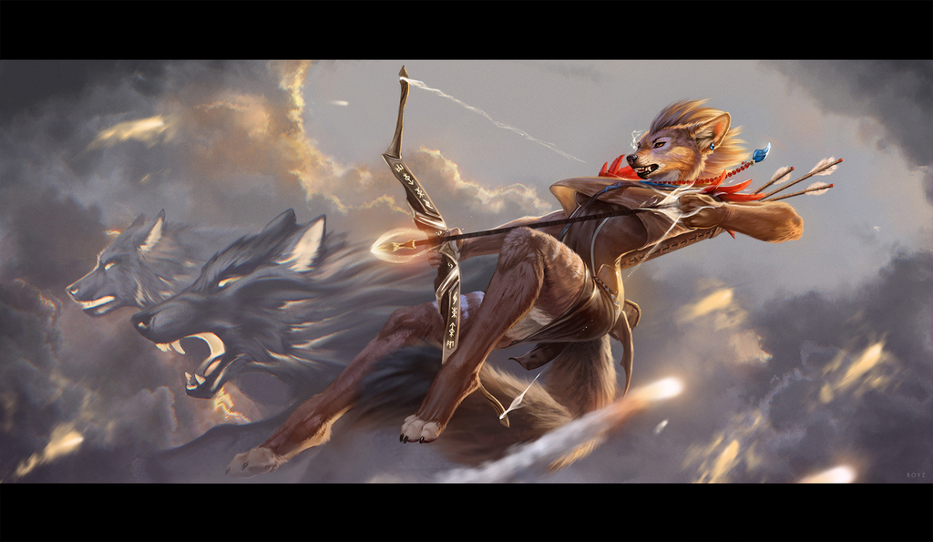 royz Goddess' Fury