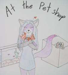 Pet Shop by Vixen11