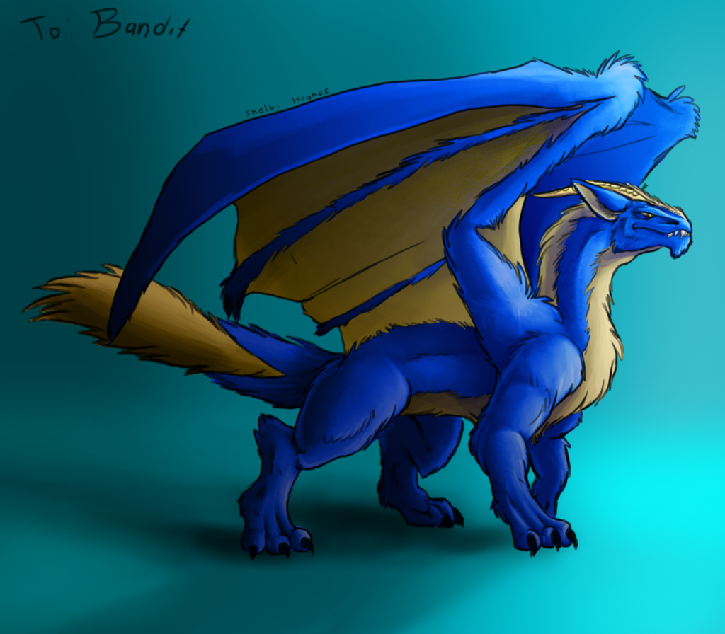Most recent image: Sky Dragoon Dragon Form