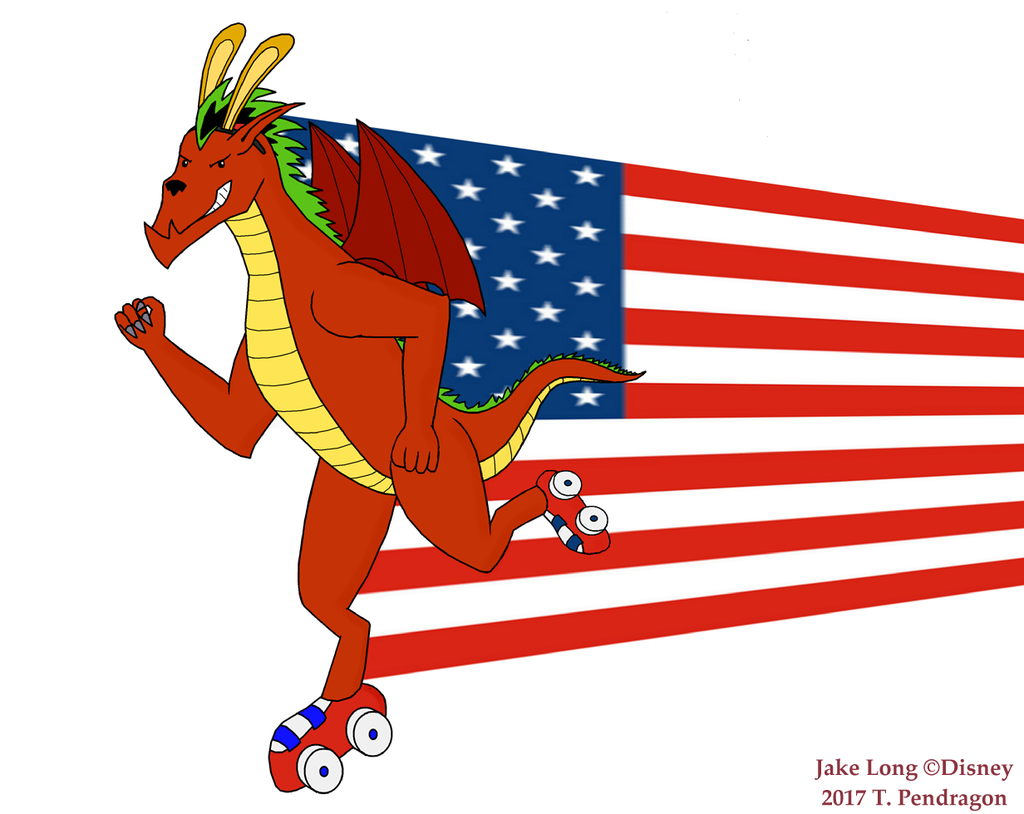 Most recent image: American Dragon Rabbit