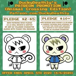 Patreon Promotion (AC Edition)