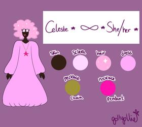 [OC Ref] Celeste