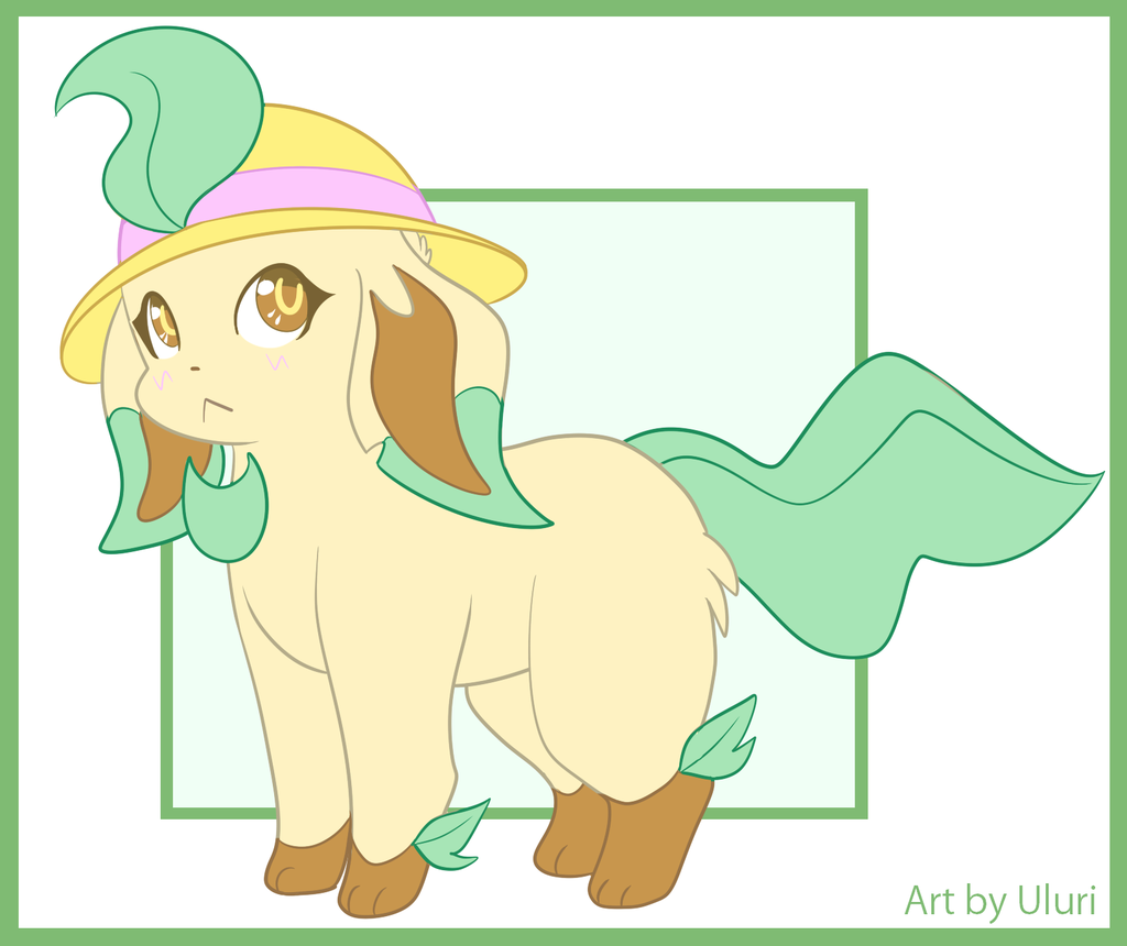 Most recent image: Lady Leafeon the Gardener