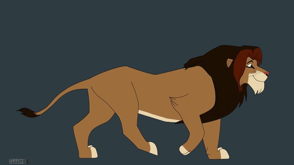 Dydi the Lion