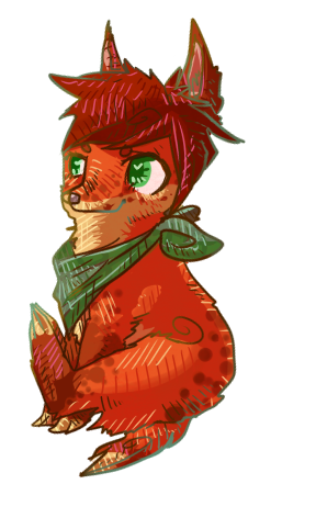 [COMMISSION] this is rly orangered