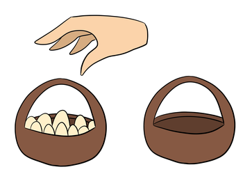 [P]Don't Put All Your Eggs In One Basket