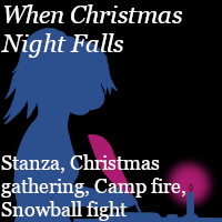 When Christmas Night Falls