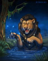 Swamp Lion