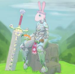 Knight of Flowers