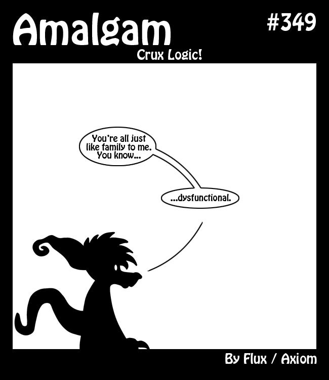 Amalgam #349