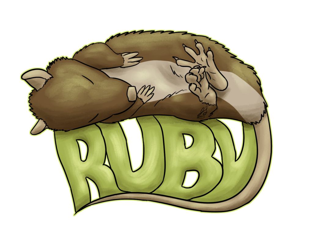Ruby badge for Pandactyl