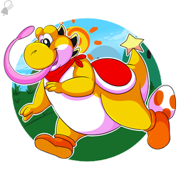 The Fat Yellow Eating Dinosaur[C]