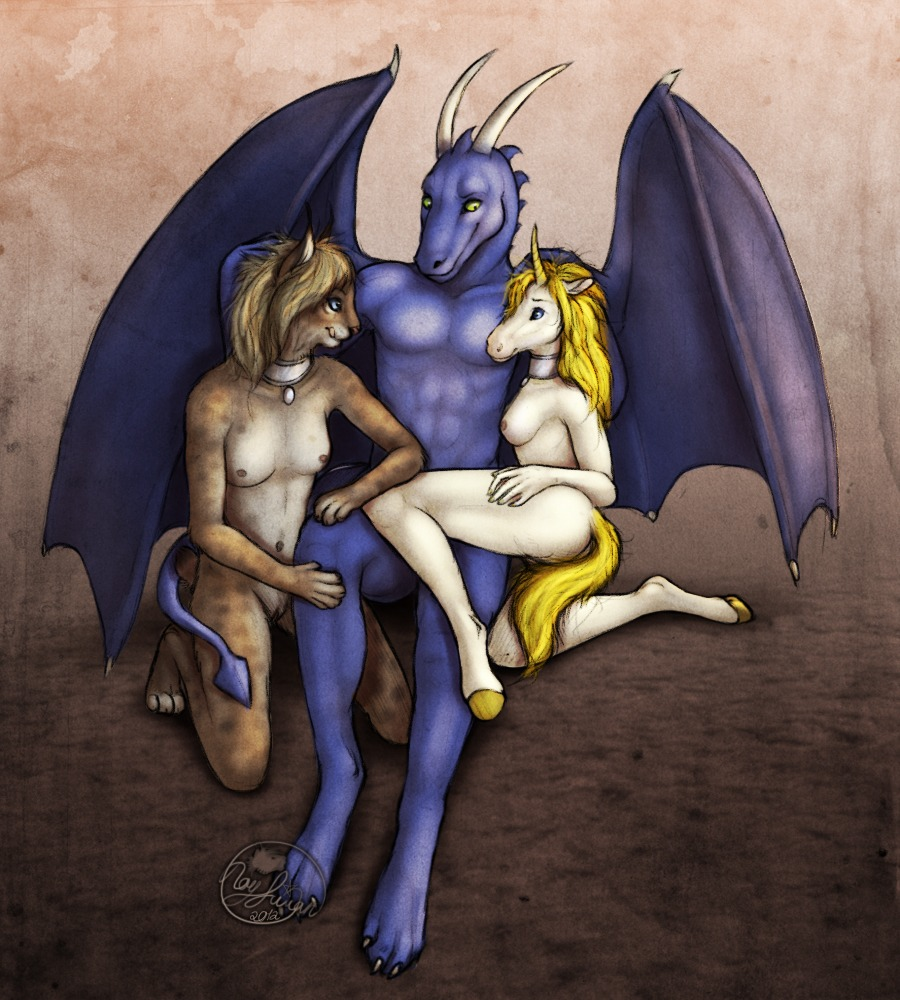 Impending Orgy - By LeoNoy