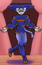 Venezio in Puera's Costume