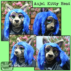 Anjel Kitty Head