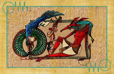 Seth VS Horus
