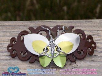 Butterfly Hair Clip / barrette