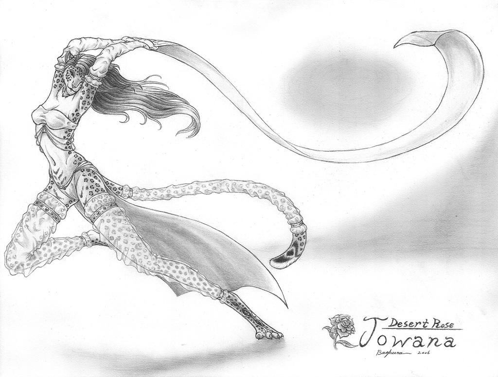Desert Rose - Part II - Jowana