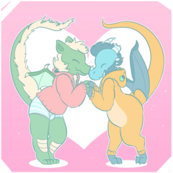 [commission] boop dragons