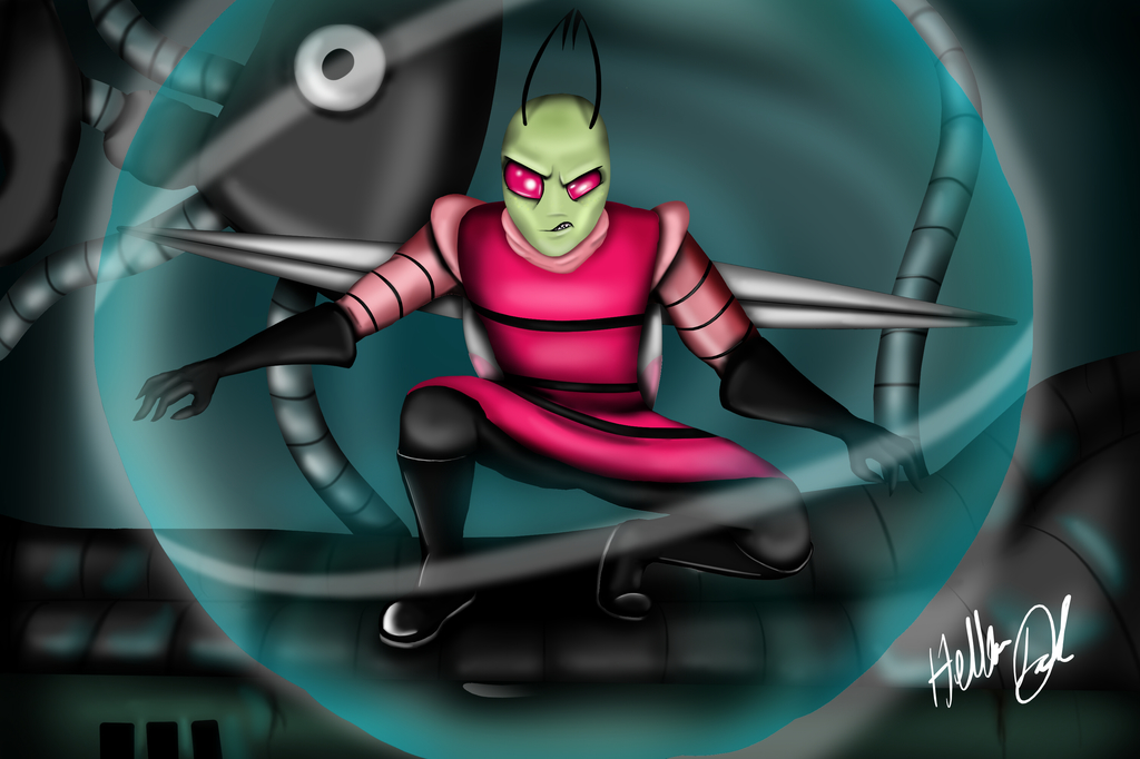Invader Zim ~ Plague of Babies