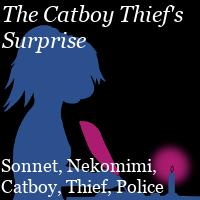 The Catboy Thief's Surprise