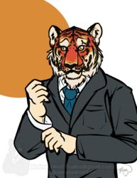 Suit Tiger