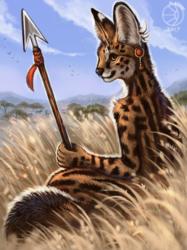 Savannah hunter