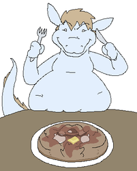 [Commission] A Balanced Bespectacled Breakfast