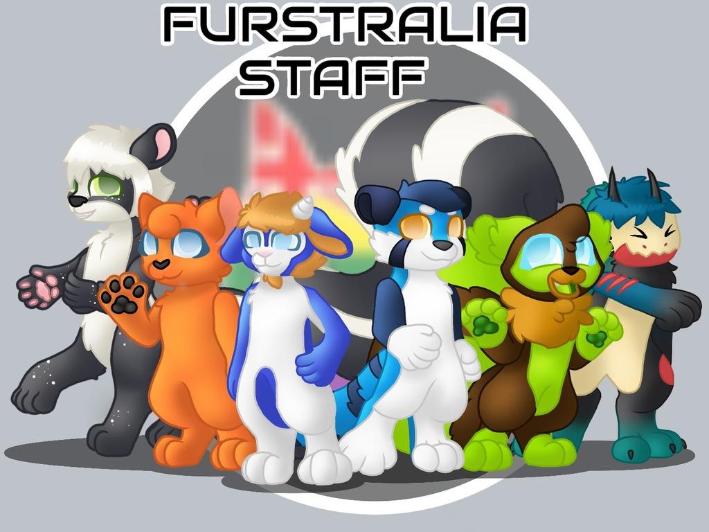 Furstralia Staff by Kassidy Kiwifruit