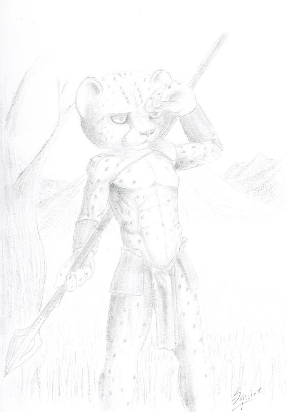 Savana cat