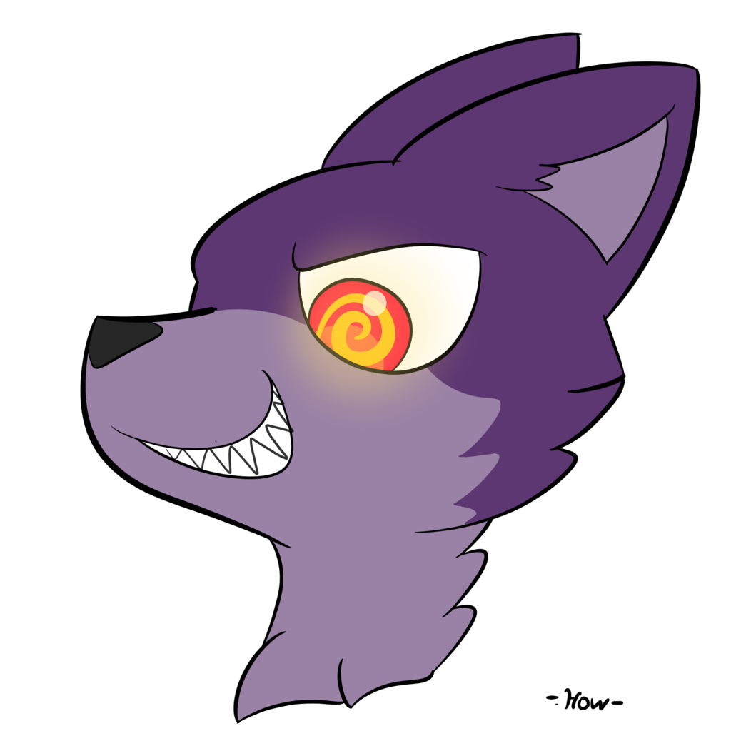 HypnosisWolf Icon (gift)